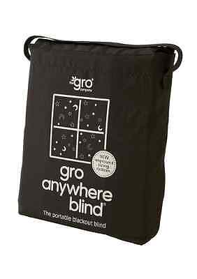 The Gro Company Gro Anywhere Blackout Blind Blocks Light For Better Sleeping