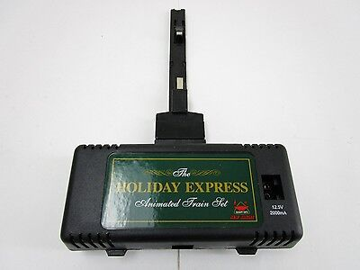 NEW New Bright Holiday Express Christmas Train TRACK CLIP Replacement #384-387