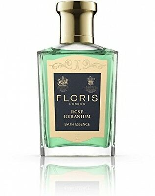 Floris London Rose Geranium Bath Essence 50 Ml