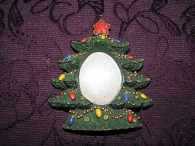 christmas tree decoration, photo frame decoration, keepsake, collectbale