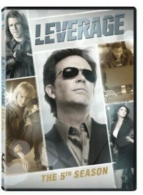 Leverage - Leverage: The 5th Season [New DVD] Boxed Set, Dolby, Subtitled, Wides