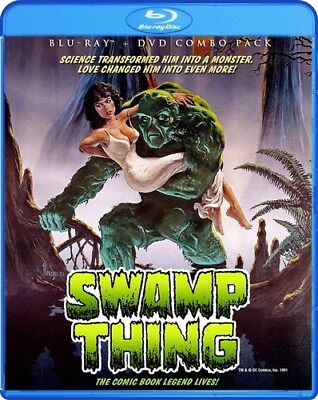 Swamp Thing [New Blu-ray] With DVD, Widescreen