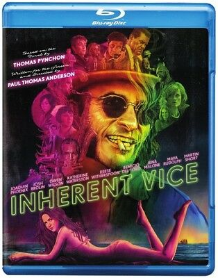 Inherent Vice [New Blu-ray] With DVD, 2 Pack, Ac-3/Dolby Digital, Digitally Ma