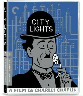 City Lights (Criterion Collection) [New Blu-ray] 4K Mastering, Restored, Speci