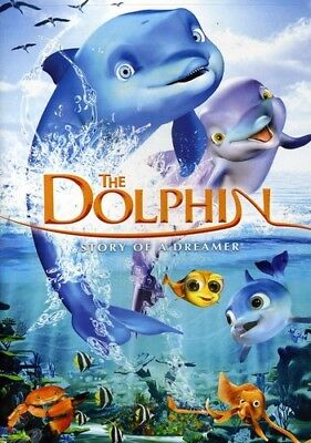 The Dolphin [New DVD] Ac-3/Dolby Digital, Dolby, Dubbed, Subtitled, Widescreen