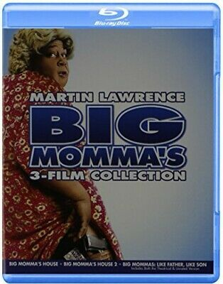 Big Momma S 3-Film Collection [New Blu-ray] Widescreen