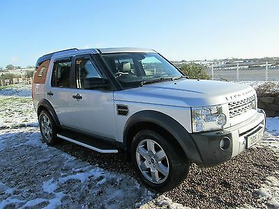 Land Rover Discovery 3 Auto Hse Tdv6 High Spec Low Mileage Fsh Great Car 4X4