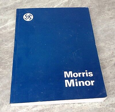 Morris Minor Series Mm And Series Ll And 1000 Service Manual