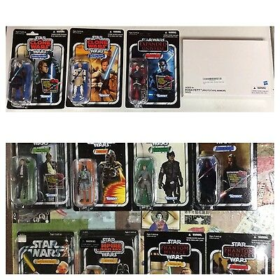 Star Wars Vintage Collection Lot LOOK!! ��