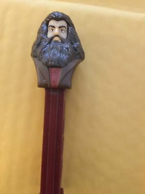PEZ Harry Potter Series - Rubeus Hagrid -Brown 7.5 China - loose