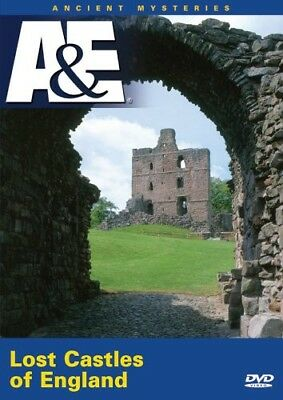 Ancient Mysteries: Lost Castles of England [New DVD]