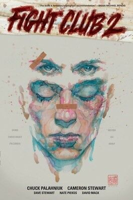 Fight Club 2 Graphic Novel 2016, Book