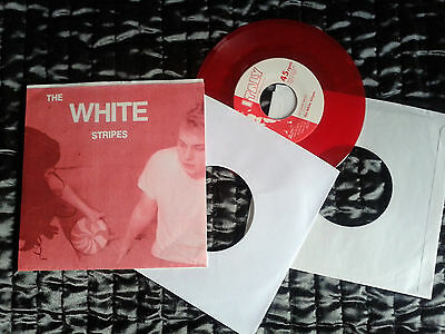 White Stripes – Let's Shake Hands (1998 US First Pressing on Italy Records)
