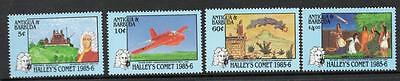 Antiuga & Barbuda MNH 1986 Appearance of Halley's Comet