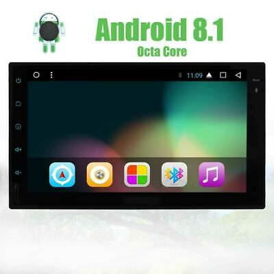 """Android 5.1 7"""" 2Din InDash Car DVD Radio Stereo Player WiFi 4G GPS+Tablet+Camera"""