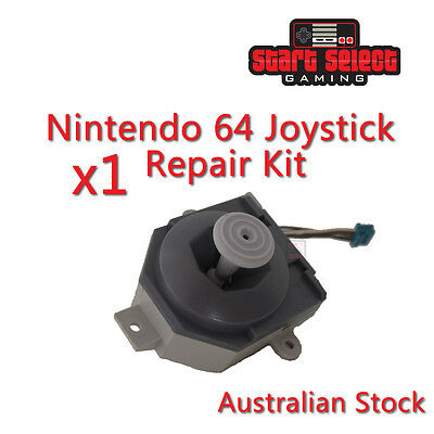 NEW Nintendo 64 Controller Replacement Thumbstick Joystick N64 Thumb Stick Parts