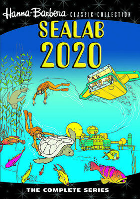 Sealab 2020: The Complete Series [New DVD] Manufactured On Demand, Full Frame,