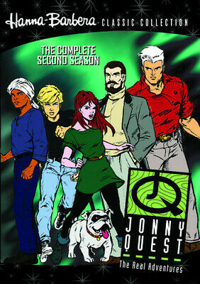 Jonny Quest: The Real Adventures Season Two [New DVD] Manufactured On Demand,