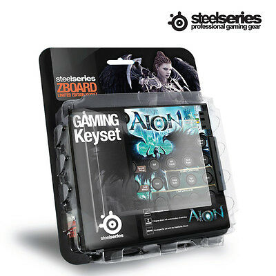NEW  Steelseries 68022 Zboard Aion Limited Ed Keyset