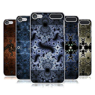 OFFICIAL SVEN FAUTH MANDELBROTBELT HARD BACK CASE FOR APPLE iPOD TOUCH MP3
