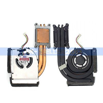 For Lenovo Thinkpad T420s T420si 04W1712 CPU Cooling Fan Heatsink  Displacement