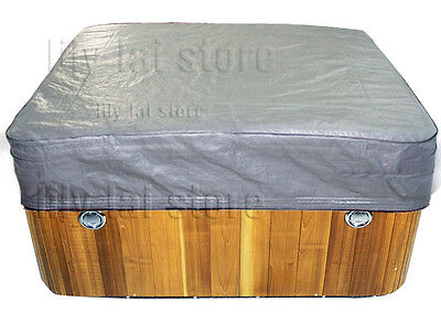 Winterwise hot tub,spa cover Protector cap size 2.4mx2.4mx 30.5cm(8ftx8ft x12in)