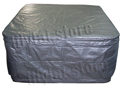 do measurement we produce spa bag for keeping warm in winter, size 2350x2350x900