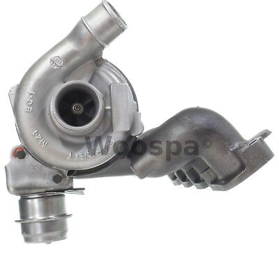 Original Turbolader Ford Mondeo III 2.2 Tdci 114kW 155PS Bj. 09.2004 bis 08.2007