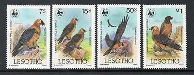 Lesotho MNH 1986 Global Nature Conservation