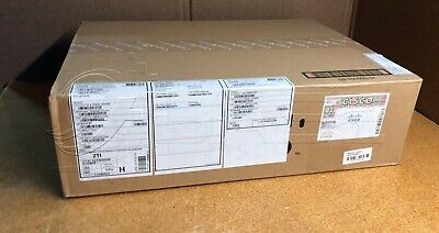 *Brand NEW SEALED* Cisco ISR4321-AX/K9 ISR 4321 AX Bundle Router -Ship Today-