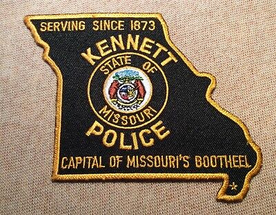 MO Kennett Missouri Police Patch