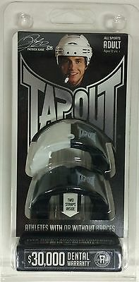 TapouT Mouthguard Two Pack All Sports All Colors Youth and Adult - HIS