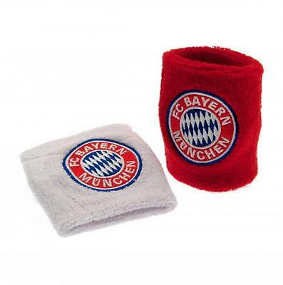 Official Licensed Football Product FC Bayern Munich Wristbands Sweatband Gift