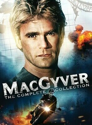 Macgyver: The Complete Collection DVD