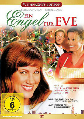 Eve's Christmas NEW PAL Kids & Family DVD Timothy Bond Elisa Donovan Cheryl Ladd