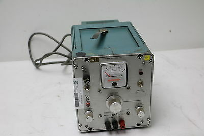 Power Designs Model 3650-S Regulated DC Power Supply 0-36VDC,0-5A TESTED