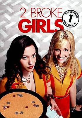 2 Broke Girls: The Complete First Season DVD
