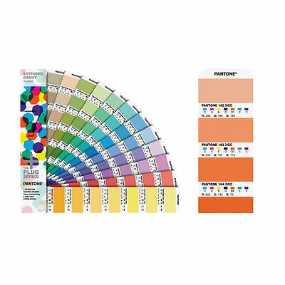 NEW Pantone Plus Series GG7000 Extended Gamut Coated