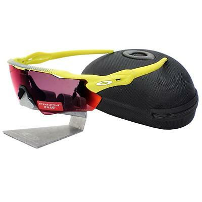 oakley radarlock tour de france prizm road sunglasses zbar  Oakley OO 9208-43 TOUR DE FRANCE RADAR EV PATH Team Yellow Prizm Mens  Sunglasses