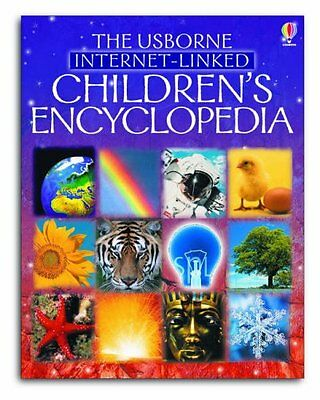 Felicity Brookes,The Usborne Internet-linked Children's Encyclopedia,0746047835