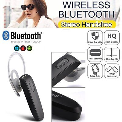 Stereo Wireless Bluetooth 4.1 Headset Headphones Sport for iPhone 6 HTC Samsung