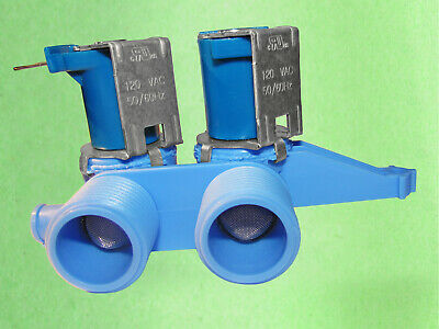 GE General Electric Washer Water Dual Inlet Valve WH13X86 …