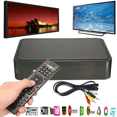 Multimedia Player Internet WiFi TV Box IPTV USB HDMI HDTV 1080P For MAG 250