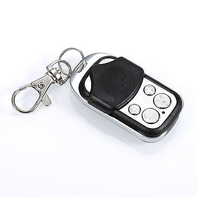 433MHz Replacement Transmitter Garage Door Rolling Code Remote Control Key 12V