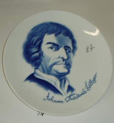 Meissen Porcelain Dealer Display,Sign,Plaque
