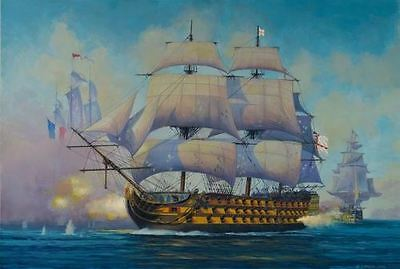 Revell Plastic Model Kit - HMS Victory Ship - 1:450 Scale - 05819 - New