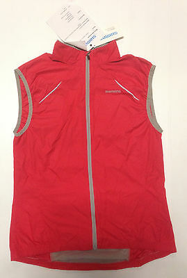 Gilet antivento Shimano wind vest woman M water repellent antipioggia