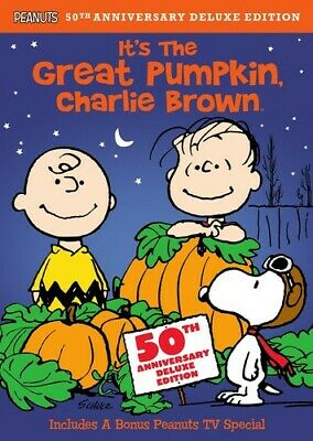 Its the Great Pumpkin, Charlie Brown (Re DVD