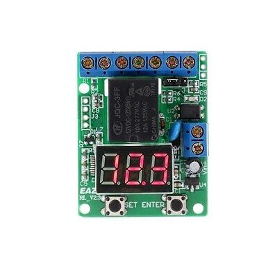 12V Voltage Control /Delay Switch /OverVoltage /Under Voltage Protection Module