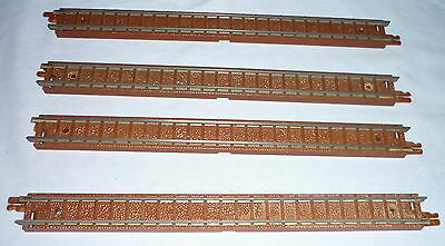 Triang Tt Gauge Four Pieces Of Straight Track T51